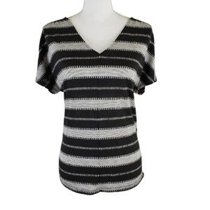 Old Navy Striped Short Sleeved Top, Size SP